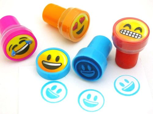 Emoji Self-Inking Stamper