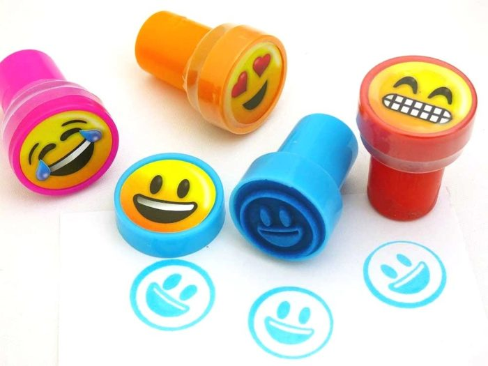 Emoji Self-Inking Stamper