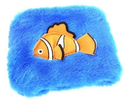 Clare Clown Fish Purse