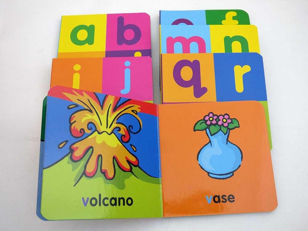 ABC Little Board Book