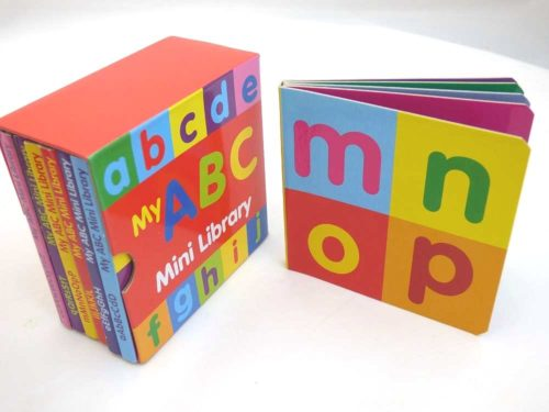 Library of ABC Board Books