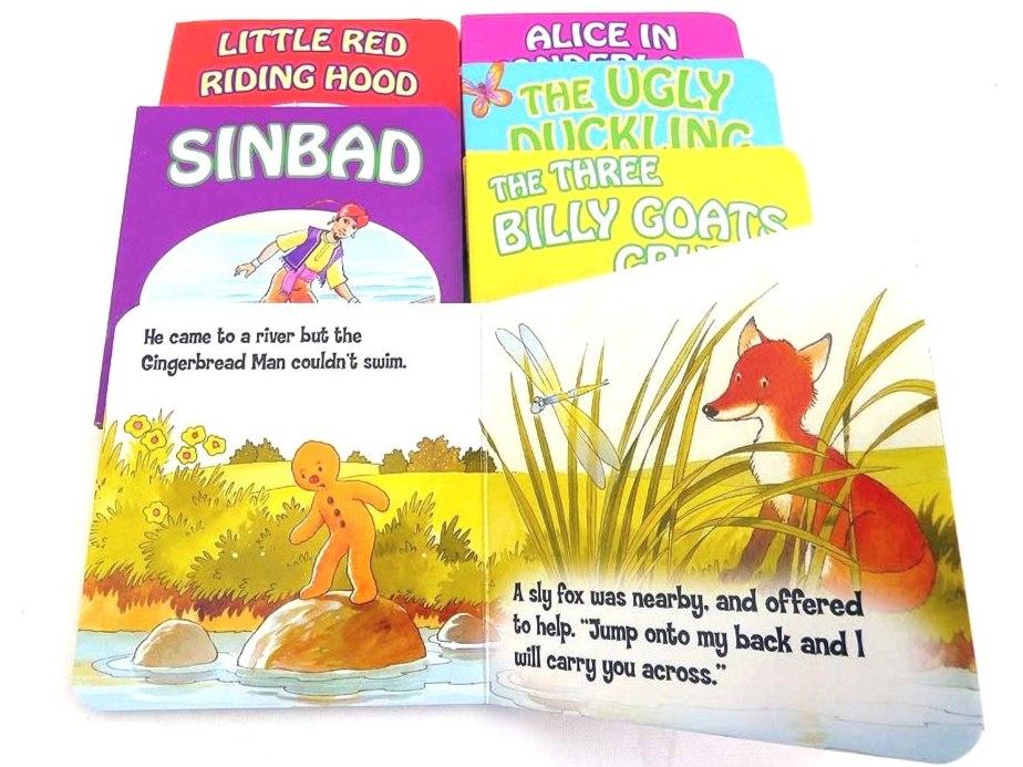 Fairytale Board Book