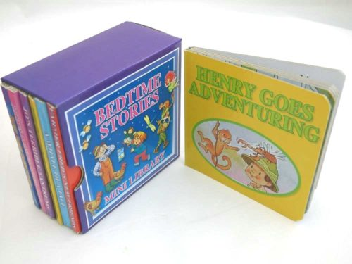Library of Bedtime Story Board Books