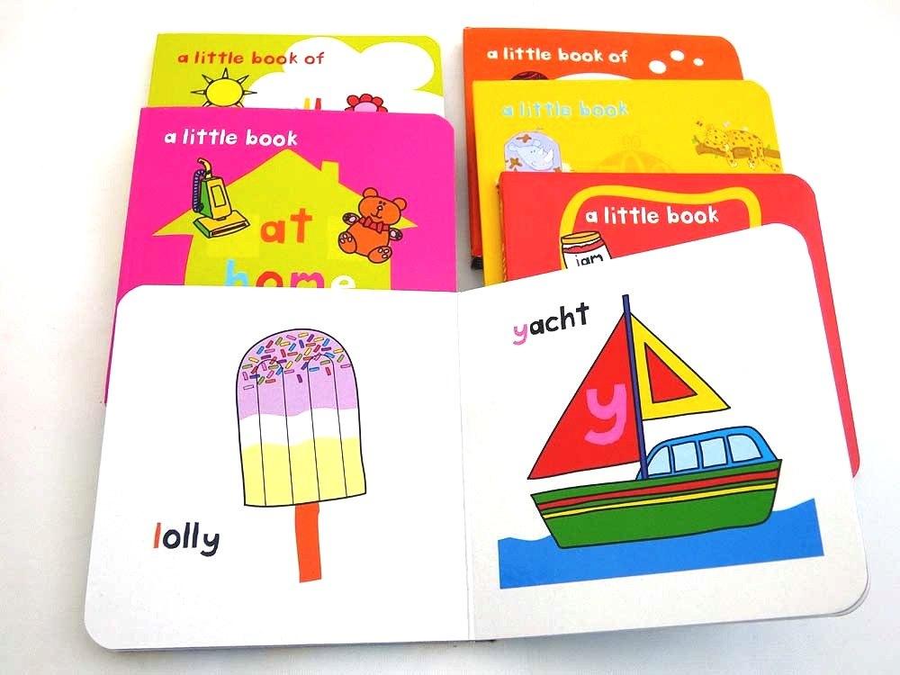 Fun to Learn Little Board Book (Volume 1)