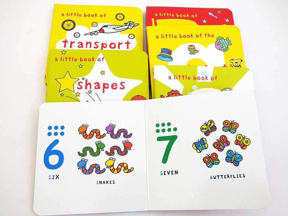 Fun to Learn Little Board Book (Volume 2)