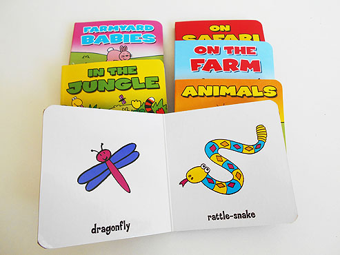 Animal Little Board Book