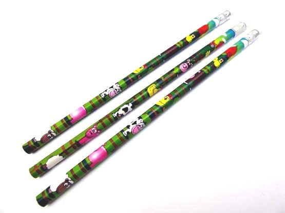 Funky Farm Pencil