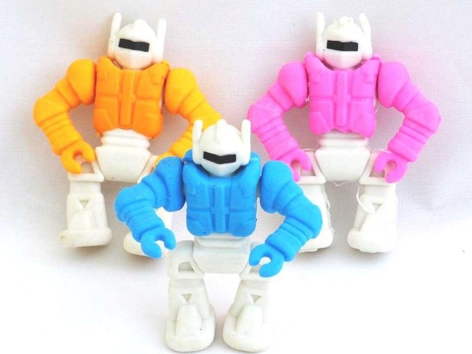 Robot Eraser