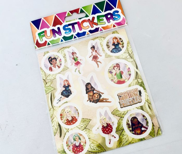 Fairy Sticker Sheet