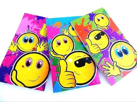 Smiley Note Pad