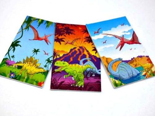 Dinosaur Note Pad