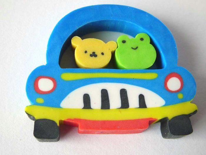 Drive Our Car Eraser