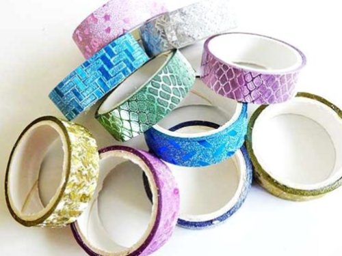 Sparkly Sticky Tape