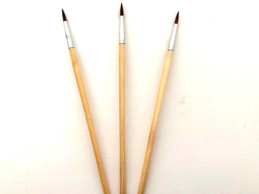 Pure Bristle Paint Brush