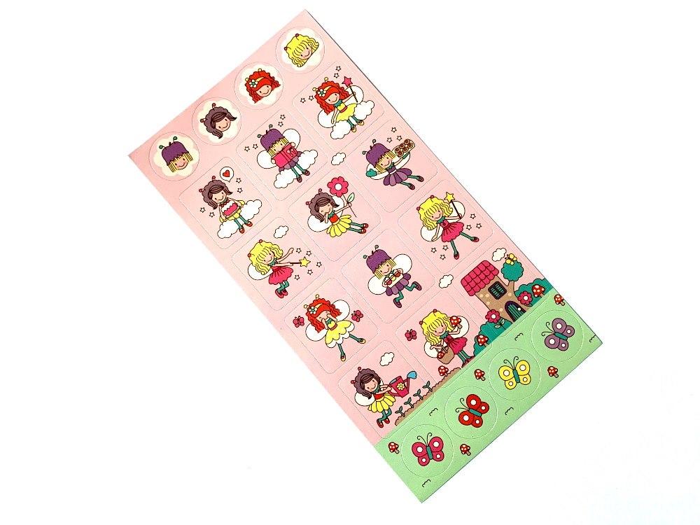 Mini Stickers - Magical Fairies