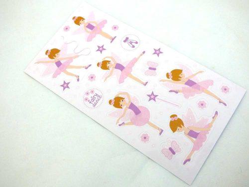 Mini Stickers - Ballet Fairy