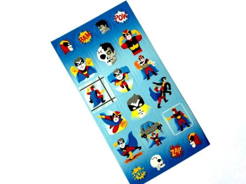 Mini Stickers - Superhero