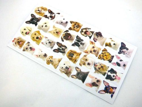 Mini Stickers - Dogs