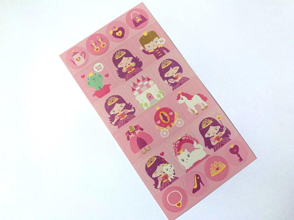 Mini Stickers - Puppies