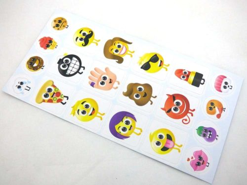 Mini Stickers - Emoti