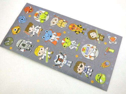 Mini Stickers - Star Men