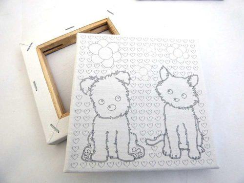 Pets Canvas