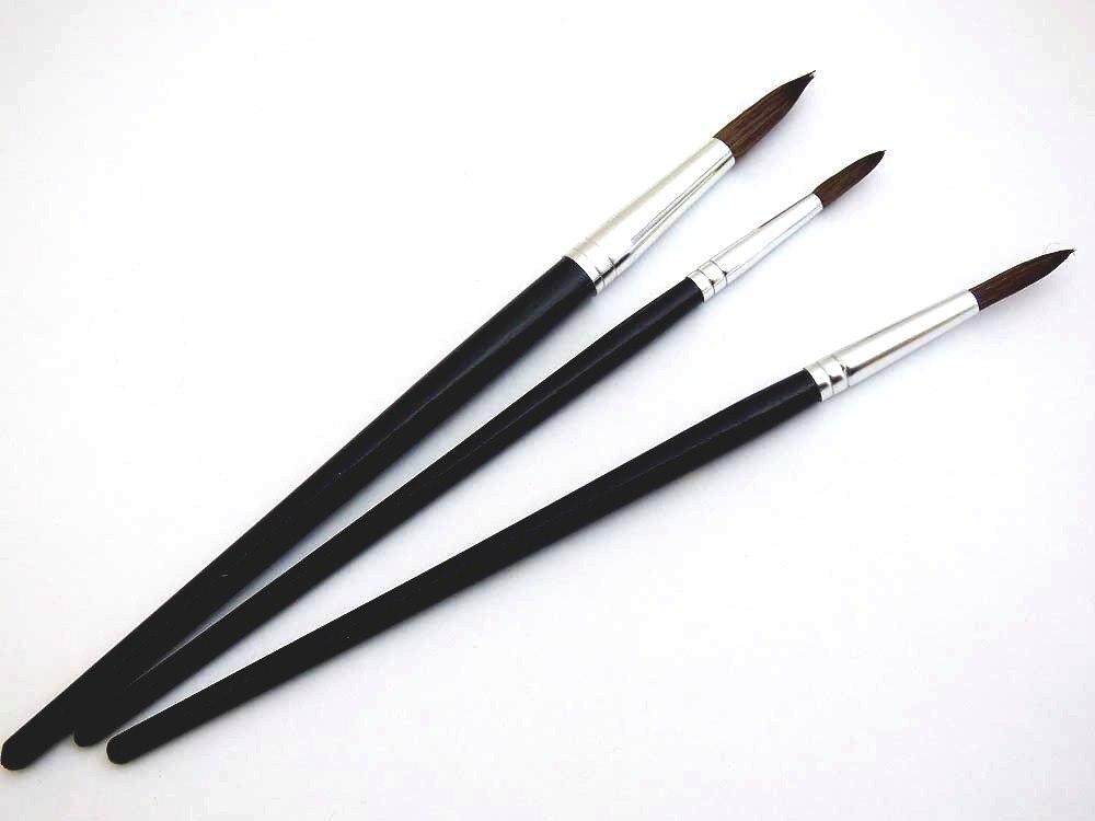 Pure Bristle Artist Paint Brush