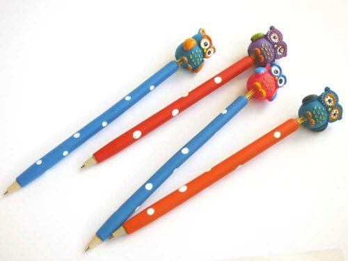 Bouncy Owl Pen