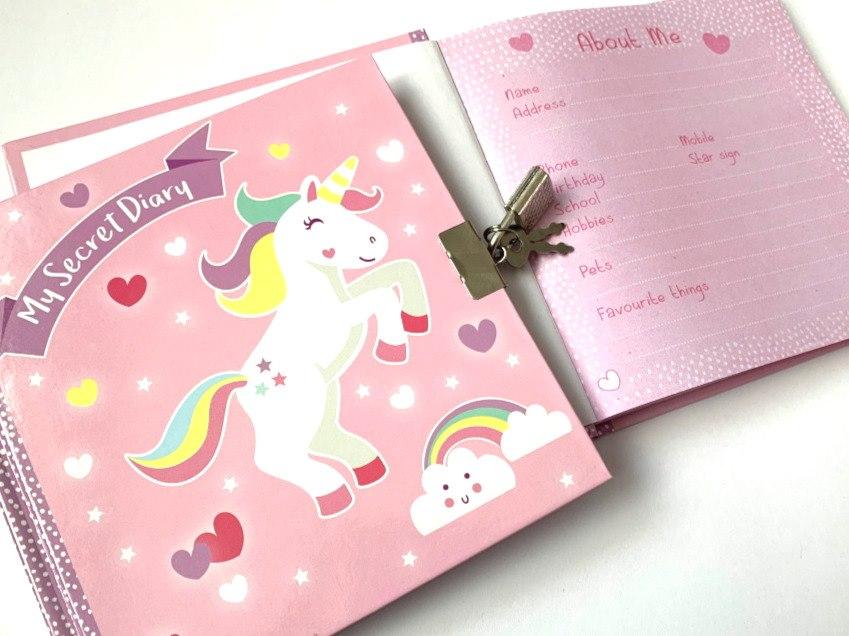 Unicorn Secret Diary