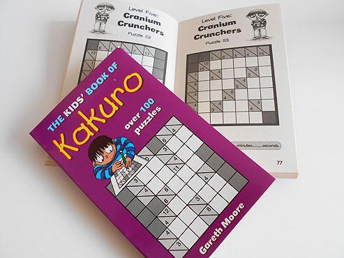 The Kid's Book of Kakuro