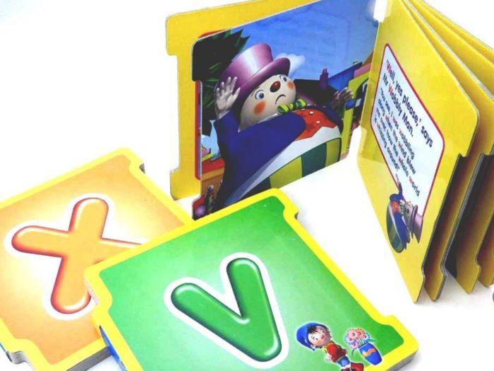 Chunky Noddy Alphabet Board Book