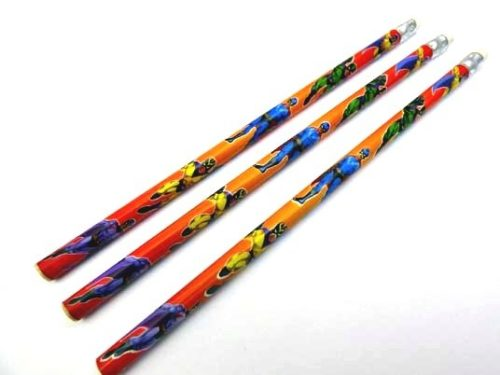 Super Hero Pencil