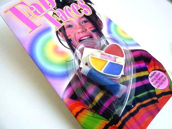 Fab Faces - a Fabulous Makeover Fun Kit