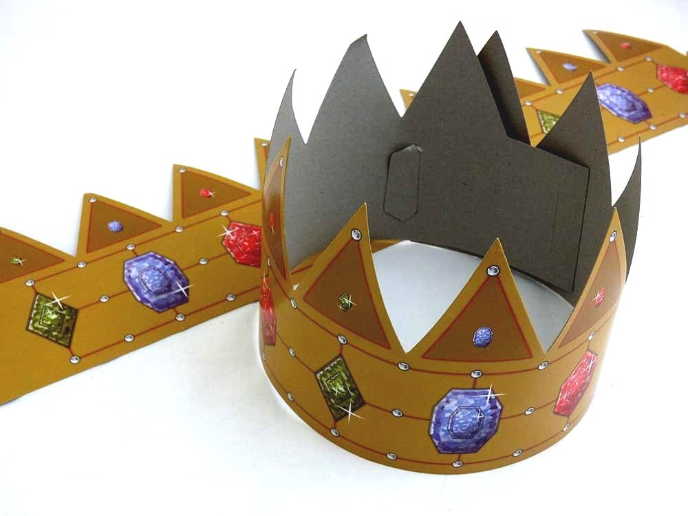 Self Assembly Kings Crown