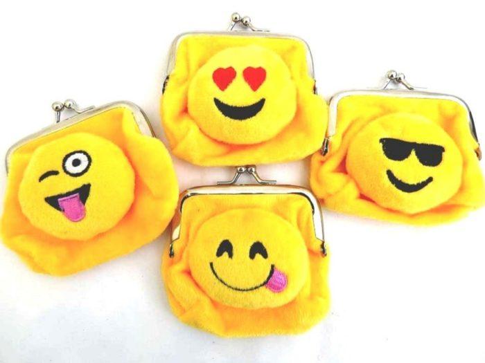 Emoji Clip Purse