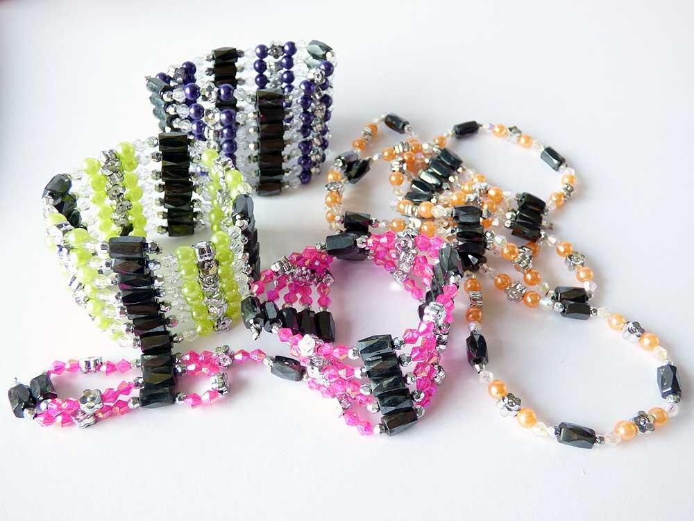 Magnetic Snake Bracelet