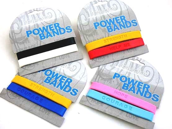 Pair Power Bands