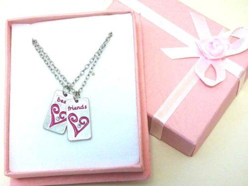 Best Friends Jewellery Box