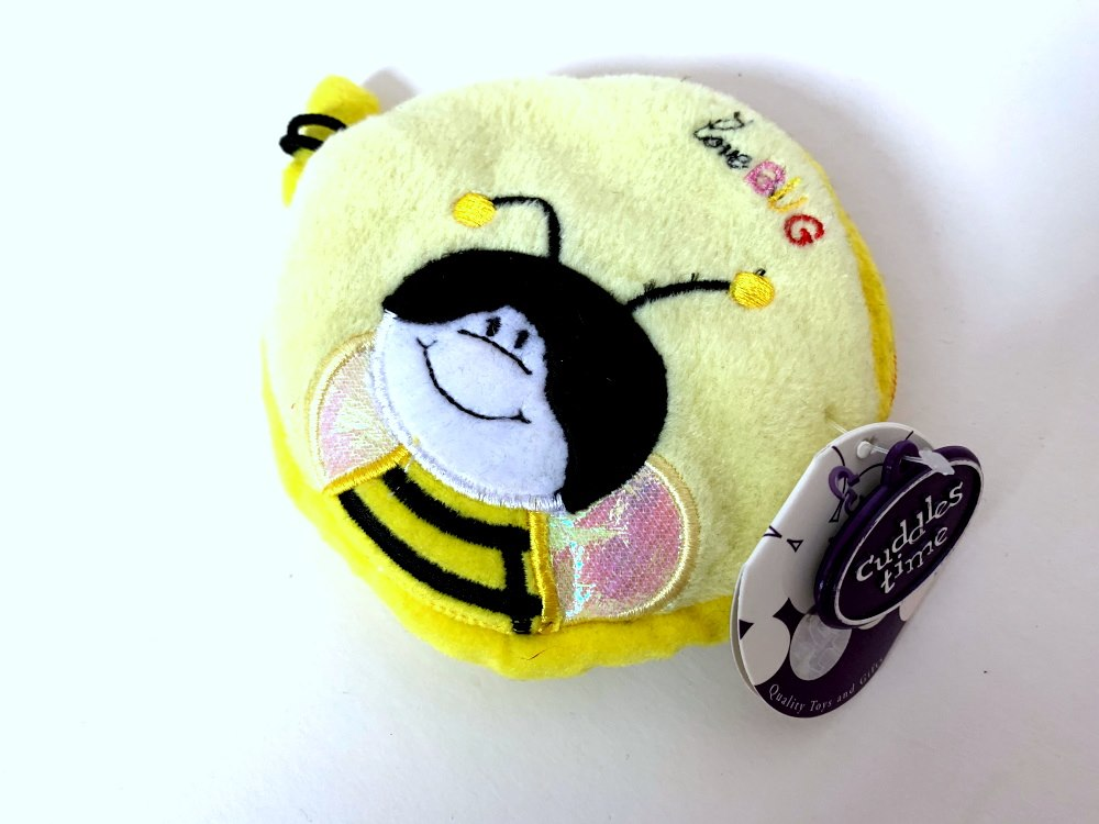 Love Bug Bumble Bee Purse