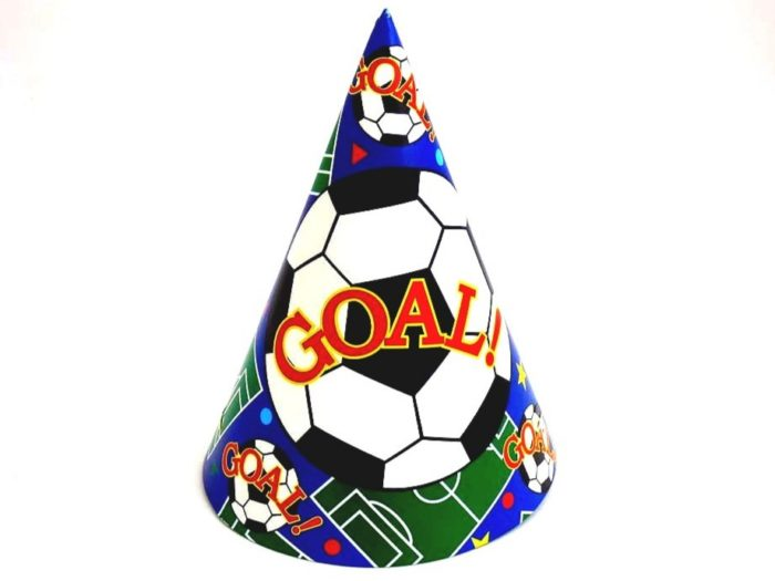 Soccer Party Hat