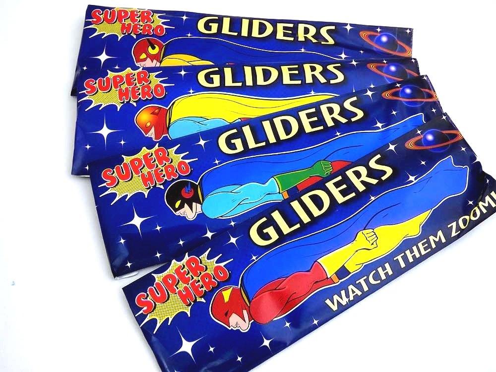 Super Hero Glider