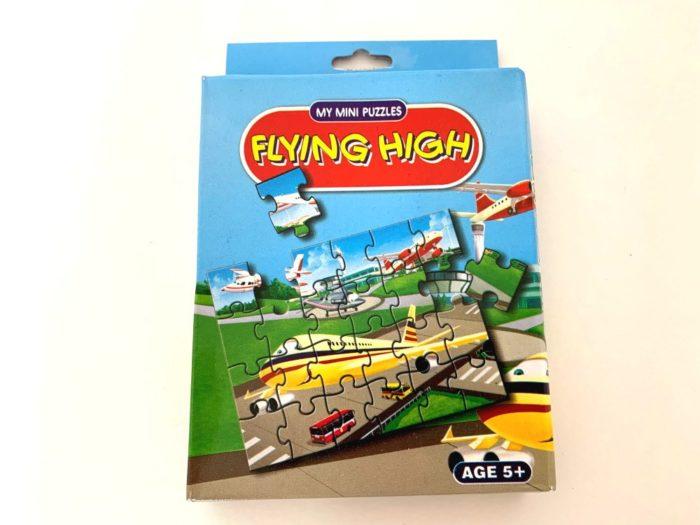 Plane Jigsaw Puzzle