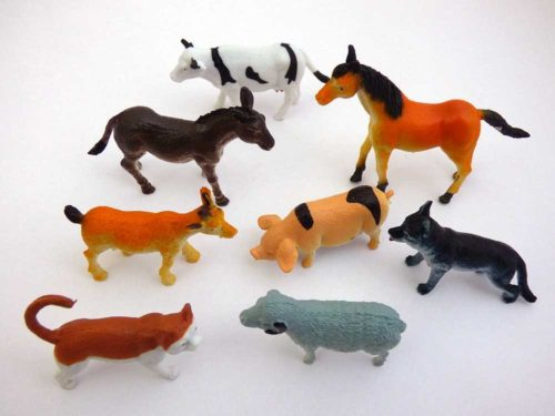 Pocket Farm Animal