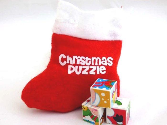 Mini 3D Christmas Puzzle