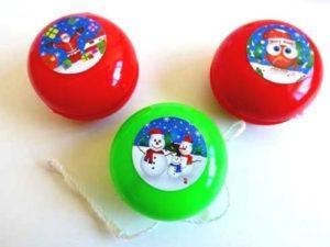 Jolly Christmas Yo-Yo