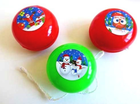 Jolly Christmas Yo-Yo