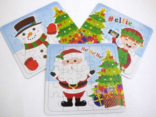 Jolly Christmas Jigsaw Puzzle