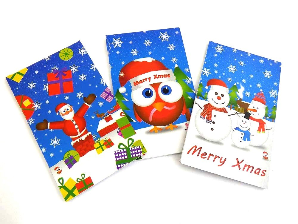 Jolly Christmas Note Pad