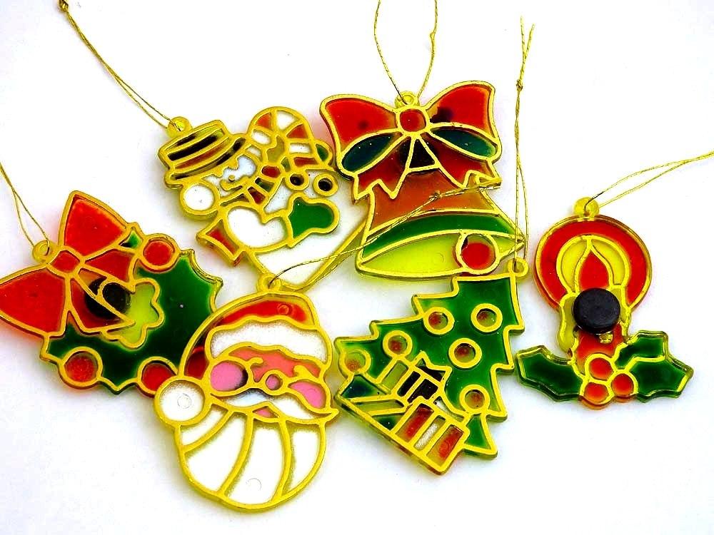 Xmas Fridge Magnet & Tree Decoration