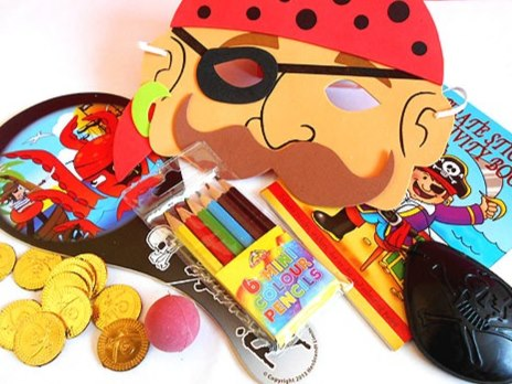 Deluxe Pirate Wedding Busy Bag